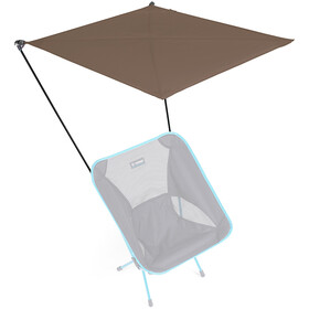 Helinox Personal Shade, coyote tan/black